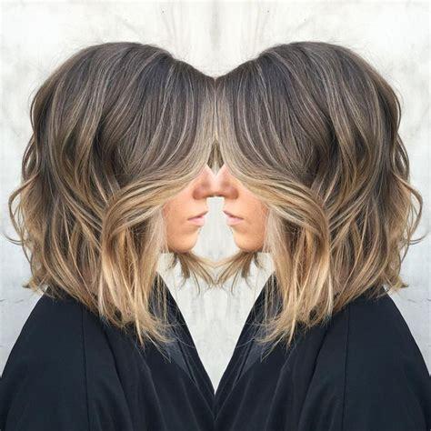 sombre short hairstyles short sombre hair pinterest te yeni sa 231 sa 231 renkleri ve