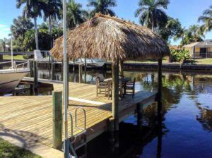 Tiki Hut Builders by Tiki Hut Builders Florida Tiki Construction Marine