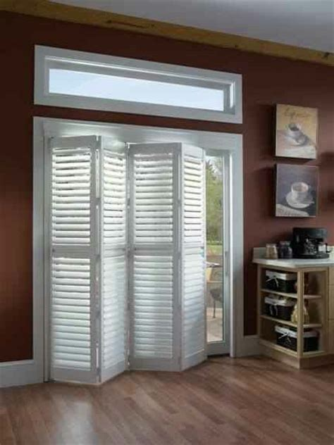Sliding Shutter Closet Doors Use Sliding Closet Door Room Divider For Sliding Glass Door No More Venitian Blinds Kitchen