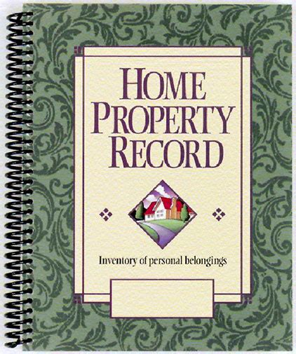 How To Find Property Survey Records Home Property Record By Harland Clarke