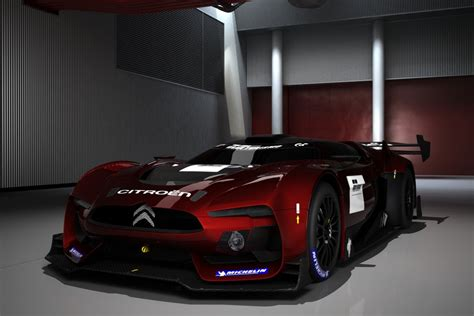 Citroen Race Car by Gt By Citroen Race Car By Matijaskobe On Deviantart