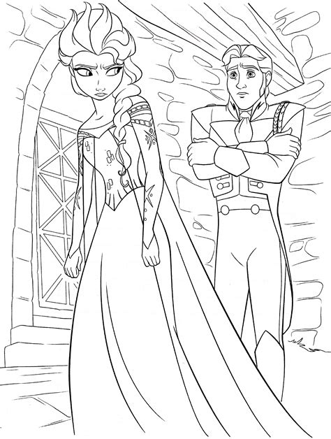 coloring pages of disney characters so percussion frozen el reino de hielo dibujalia blog