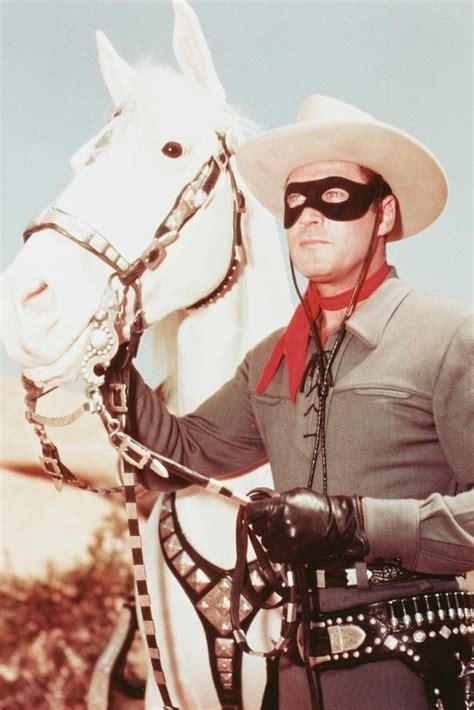 Lone L by The Lone Ranger Tv 36x24 Poster Print Ebay