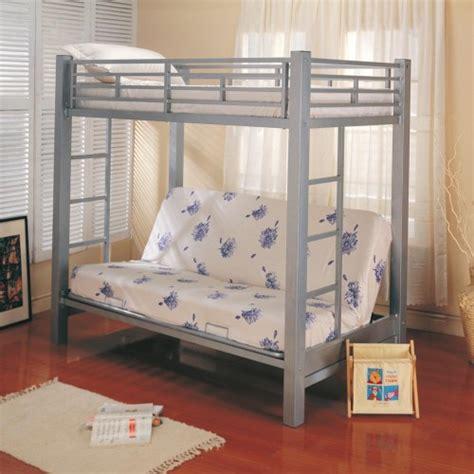 coaster bunks futon metal bunk bed coaster