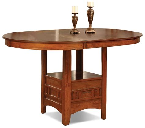 oak counter height table dalton oak counter height table the brick