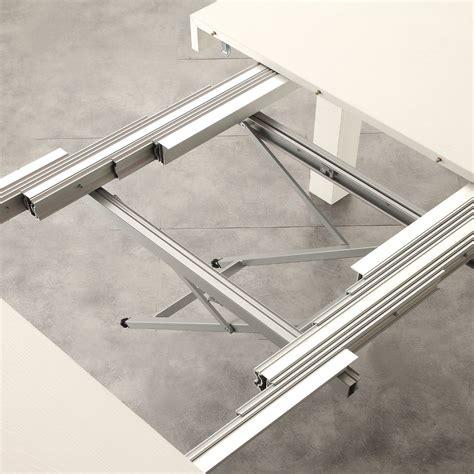 tavolo 90 x 90 tavolo quadrato 90 x 90 cm allungabile a 350 cm in legno