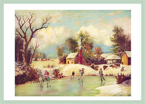 printable xmas scenes printable christmas cards and funny christmas sayings