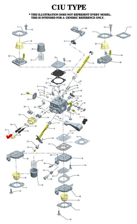 mantis tiller carburetor diagram zama carb diagram 28 images mantis zama carburetor