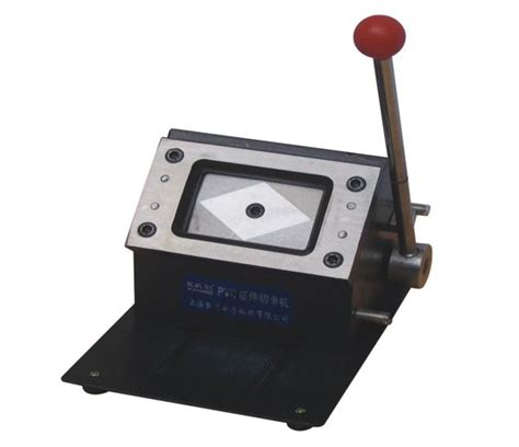 cutting machines for card pvc card die cutter for cr 80 size cr 80p 60 00