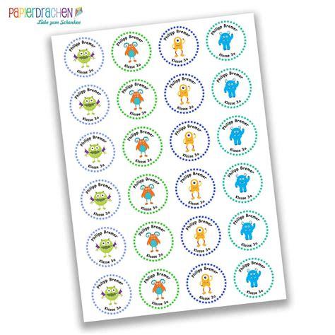 Sticker Schule Namensetiketten by 24 Individuelle Sticker Schule Mit Motiv F 252 R