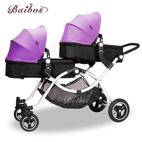 Alas Stroller Baby 1 high quality baby strollers baby carriage four colors newborn can use suspension bb