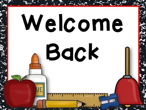 back to school powerpoint template back to school