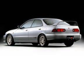 Honda Integra Db8 Type R Honda Integra Type R Sedan Db8 09 1995 2000