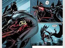 Batman VS Fake Batman (Injustice II)   Comicnewbies Invisible Woman Powers
