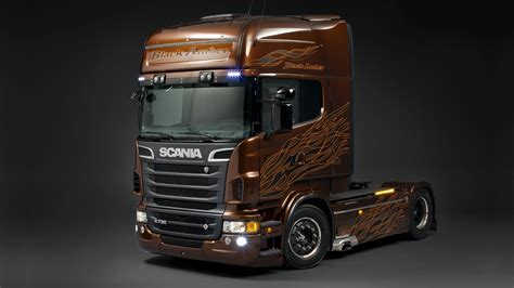 good scania truck wallpaper hd wallpaper  wallpapers pictures