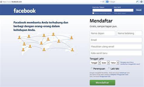 cara membuat akun facebook pribadi adityakusuma cara membuat akun media sosial