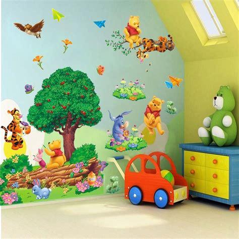 winnie the pooh wall sticker winnie the pooh tigger wall sticker vinyl