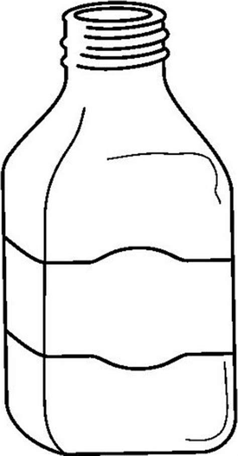 water jug coloring page milk jug clipart colouring pencil and in color milk jug