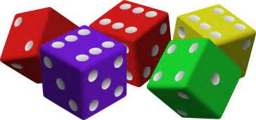 colored dice big image png