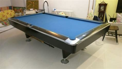 Century Silver 9ft Pool Products Categories Second Tables