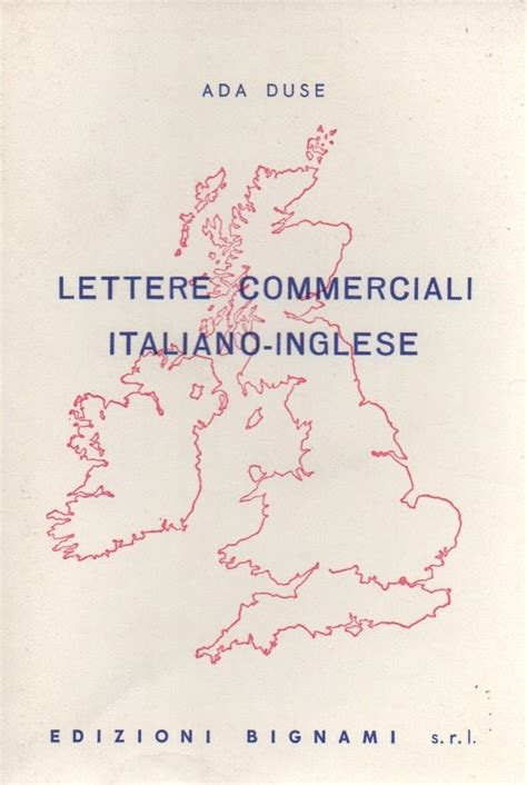 lettere inglese vocabolario traduzioni bignami lettere commerciali