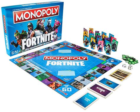 fortnite monopoly hasbro is building fortnite nerf blasters and a monopoly