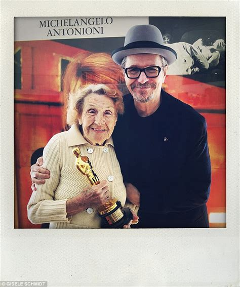 Im In Los Angeles For The Oscars by Gary Oldman Reunites With 98 In Los