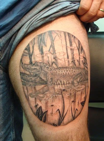 florida gators tattoos i want something similar to this probably more sw