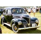 Dodge 4 Door Sedan 1939jpg  Wikimedia Commons