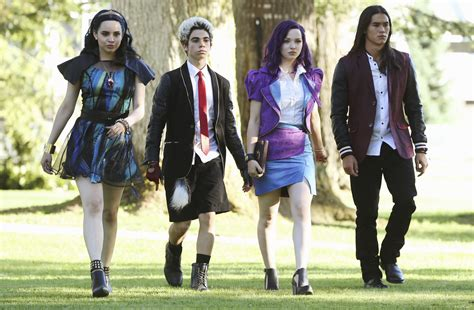 Descendants Sweepstakes - a beloved disney channel star is joining the cast of descendants 2 m magazine