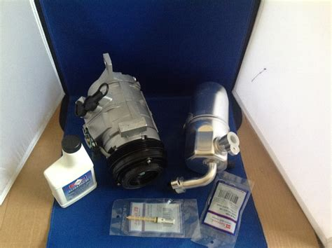 03 06 chevy tahoe truck 5 3 auto ac air conditioning compressor repair part kit a c compressor