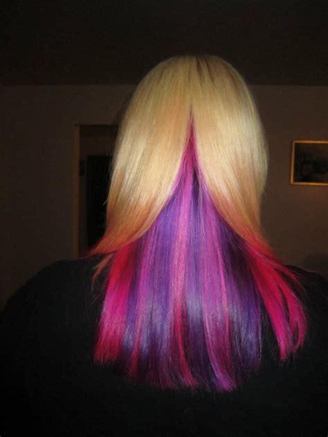 splat hair color ideas 25 best ideas about splat hair colors on pinterest