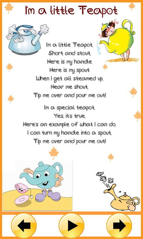 Spider Nursery Rhyme by Baby Nursery Rhymes 1 Aplikace Pro Android Ve Službě