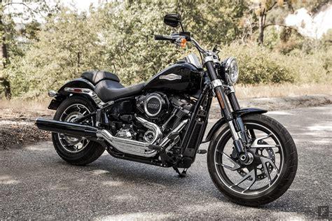 Harley Davidson Glide by The 2018 Harley Davidson Sport Glide Motofire