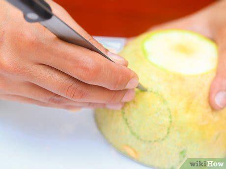 Pisau Untuk Fruit Carving 3 cara untuk mengukir buah wikihow