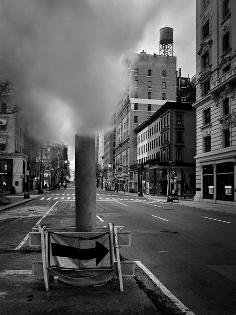 Silence in the Streets: Dispatches From New York City