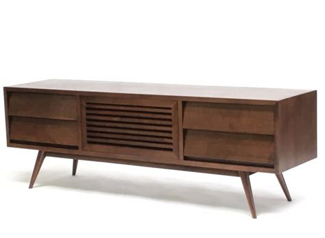 mid century tv cabinet oslo mid century modern tv cabinet gingko home furnishings