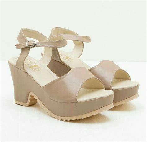Sepatu Wedges Simple jual sepatu wanita wedges heels tara bunny di lapak sarabeautycare and as music