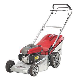 mountfield sph cm  propelled rotary lawnmower honda engine graded machine talke mowers