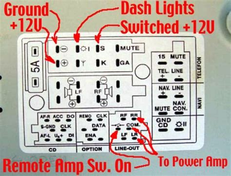 audi a4 b6 concert stereo wiring diagram wiring diagram