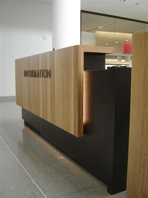 building a reception desk plans for building a reception desk woodworking projects