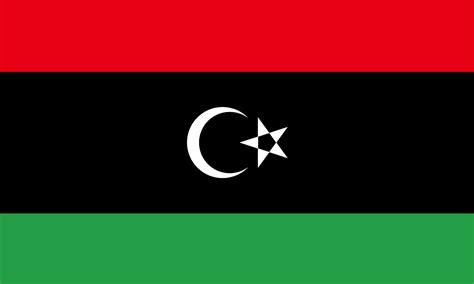 flags of the world libya flag of libya