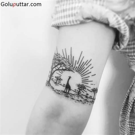 attractive wild african animal tattoo goluputtar com