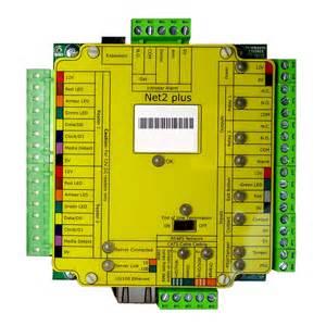 pxt682531 net2 plus wired 1 door access control unit in