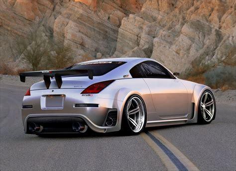 the best drift cars nissan 350z