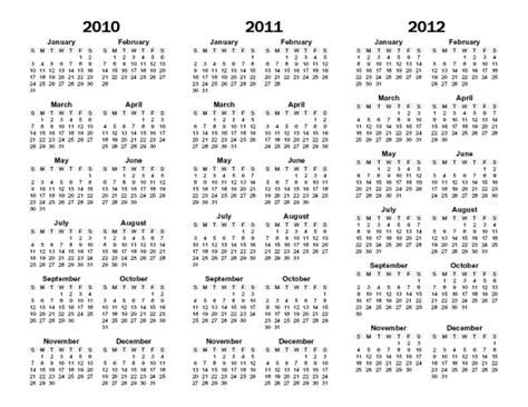 printable three year calendar 3 year printable calendar calendarsquick