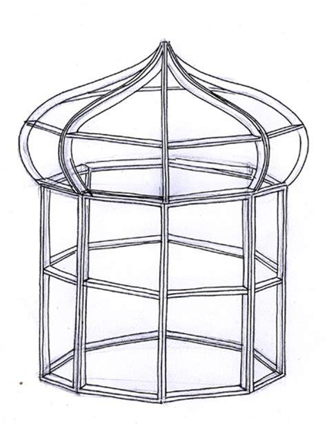 pavillon zeichnen how to draw pavilion