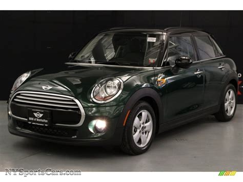 Mini Cooper 4 Door For Sale by 2015 Mini Cooper Hardtop 4 Door In Racing Green Ii