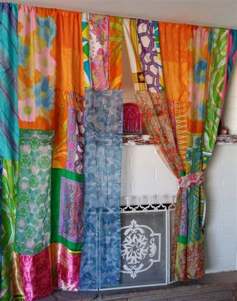 hippie curtains drapes top 27 ideas about hippie curtains on pinterest boho