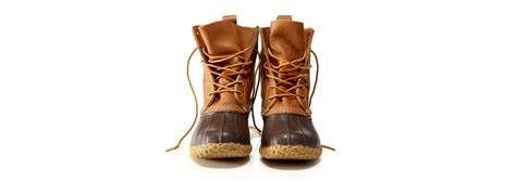 ll bean small batch bean boots